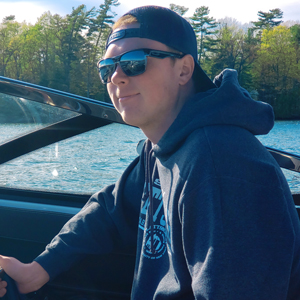 Lake George boat tour